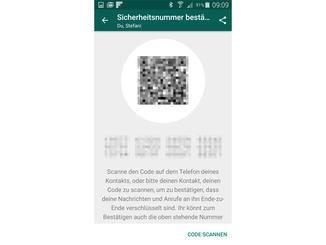 WhatsApp Verschlüsselung