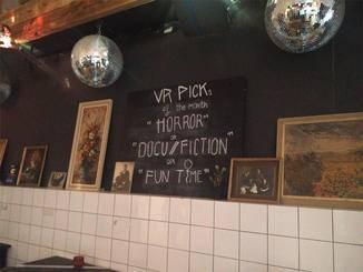 In Berlin hat das erste VR-Kino Deutschlands eröffnet.