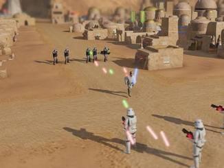 Star Wars Strategiespiel