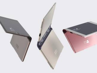 Lenovo hat beim Flex Tablet auch an verschiedene Farben gedacht.