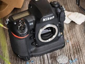 Nikon D5 Test