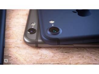 So stellt sich Martin Hajek iPhone 7 und iPhone 7 Plus in Deep Blue vor.