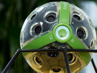 Die Panono Camera liefert grundsätzlich tolle 360-Grad-Bilder.