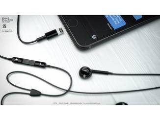Gerüchten zufolge will Apple aber vorerst nur einen Adapter beilegen.