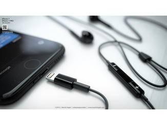 Da der Kopfhöreranschluss wegfallen soll, könnte es Lightning-Kopfhörer geben.