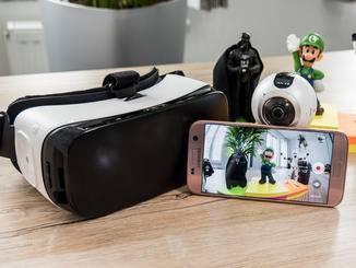 Samsung schnürt ein attraktives VR-Paket – aber nur für treue Samsung-Kunden.