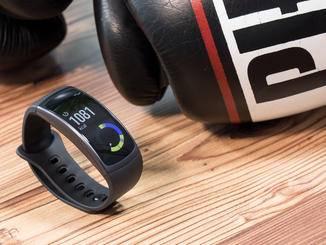 Insgesamt gehört das Wearable zu den hübscheren Fitness-Trackern.