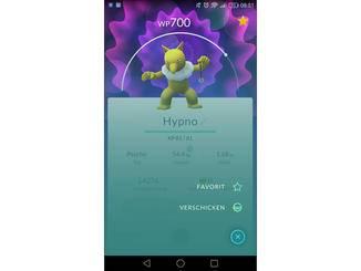 Die Detailseite zu den Pokémon hat nun einen neuen Look.