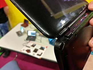 Der GPD Win bietet USB 3.0 und Typ C., einen HDMI-Ausgang und eine Kopfhörerbuchse.