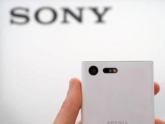 Das Xperia X Copmpact filmt maximal in Full HD.
