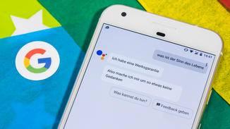 Das Pixel XL soll mit dem Google Assistant punkten.