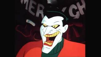 """In der """"Batman""""-Zeichentrickserie der 1990er-Jahre durfte der Joker natürlich nicht fehlen."""