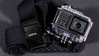 ... und ist darüber hinaus mit GoPro-Accessoires kompatibel.