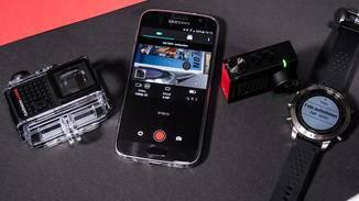 Alternativ bietet sich die Bedienung per Smartphone-App an.
