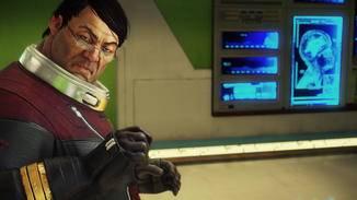 """""""Prey"""": Morgans Bruder Alex ist in die Geheimnisse der Raumstation verwickelt."""