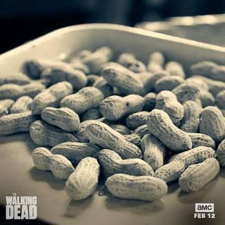 Basteln sich Rick und Co. etwa aus Erdnüssen ...