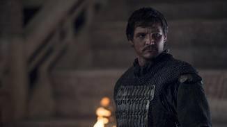 """Pedro Pascal (""""Game of Thrones"""") steht Matt Damon im Kampf gegen die Monsterechsen zur Seite."""