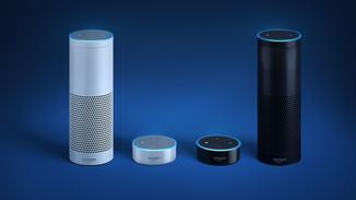 Die Amazon-Echo-Familie umfasst inzwischen mehr als sieben unterschiedliche Produkte, wobei nicht alle in Deutschland verfügbar sind.