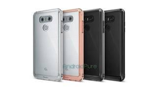 Wie das LG G6 vermutlich aussehen wird, verrät ein Case-Leak schon vor dem MWC 2017.