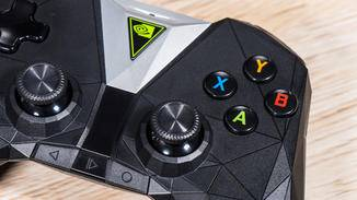 Der Controller punktet mit einem schicken Design.