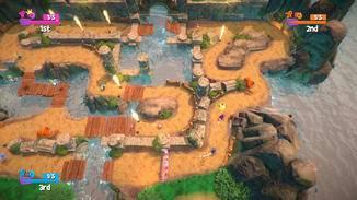 Zusätzlich gibt es einige Mini-Games für mehrere Spieler.