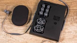 Für jedes Ohr was dabei: Ohrstöpsel in verschiedenen Größen garantieren guten Sitz.