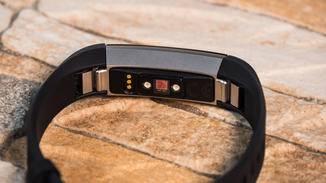 Die Sensoren befinden sich auf der Unterseite des Trackers.