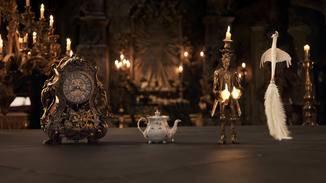 Der lebende Hausrat sorgt für reichlich Trubel im Disney-Märchen.