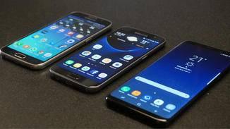 Vom Galaxy S6 über das Galaxy S7 bis hin zum Galaxy S8 (Plus) hat Samsung eine sichtbare Entwicklung durchgemacht.