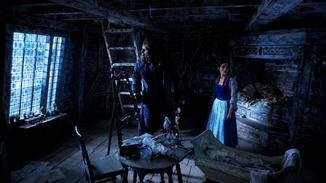Belle (Emma Watson) und das Biest (Dan Stevens)