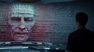 Zordon ist der Mentor der Power Rangers (Bryan Cranston).