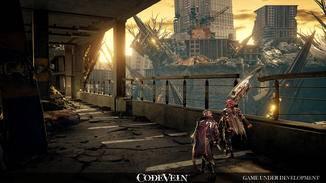 ...und dystopische Städte...