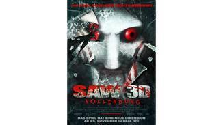 Plakat zum siebten Saw-Teil.