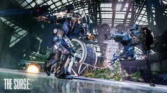 In Kämpfen gegen andere Cyborgs beschaffen wir wertvolle Ausrüstung.