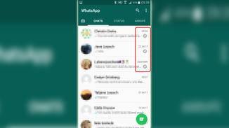 WhatsApp Chats pinnen