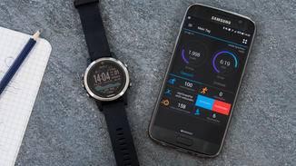Details zu Alltag und Aktivität gibt's in der Connect-App.