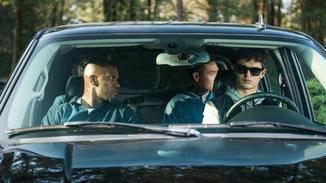 """""""Baby Driver""""-Szenenbild"""