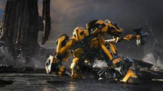 Bumblebee in Action.
