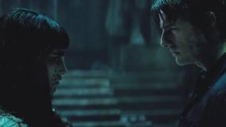 Dabei treffen sie auf die rachsüchtige Prinzessin Ahmanet, die sie in einem Sarkophag vorfanden.