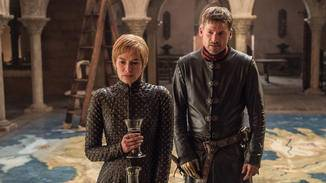 Siegessicher sieht anders aus: Cersei und Jaime Lannister.