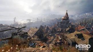 ... obwohl die Zerstörungen groß sind.