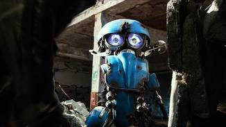 """Selbst ein kleiner Sidekick darf in """"Transformers: The Last Knight"""" nicht fehlen."""