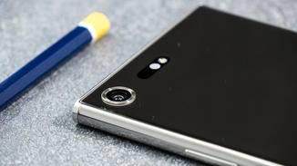 Die Hauptkamera bietet eine 19-Megapixel-Auflösung.