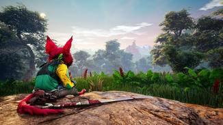 Zu Beginn des Spiels kann das Äußere unseres Pelz-Helden nach Belieben geändert werden.