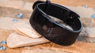 Auch Benachrichtigungen werden Dir auf der Samsung Gear Fit2 Pro angezeigt.