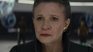 In Memoriam: Kurz nach den Dreharbeiten zu Episode 8 ist Carrie Fisher verstorben.