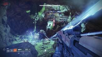 """Während der Action von """"Destiny 2"""" hat man oft kaum Zeit die Aussicht zu genießen."""