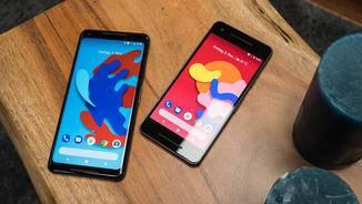 Kritikpunkte sind der fehlende Kopfhöreranschluss, die Displayprobleme beim Pixel 2 XL, die großen Displayränder beim Pixel 2 und der hohe Preis.