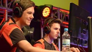 Team Firewall verlor das Viertelfinale gegen den späteren Sieger chilled2s, war aber mit Leidenschaft dabei.