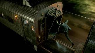 Auf gefährlicher Mission im Pendlerzug nach New York.